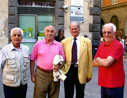 Uomini, Siena, Italy