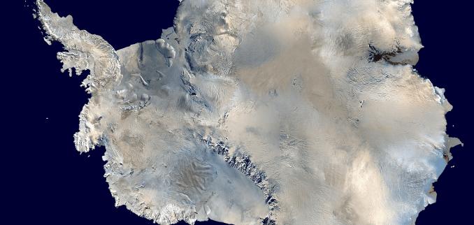 Antarctica gis data