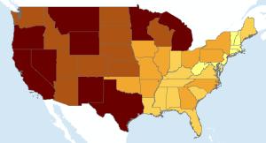 Quantile Classification United States