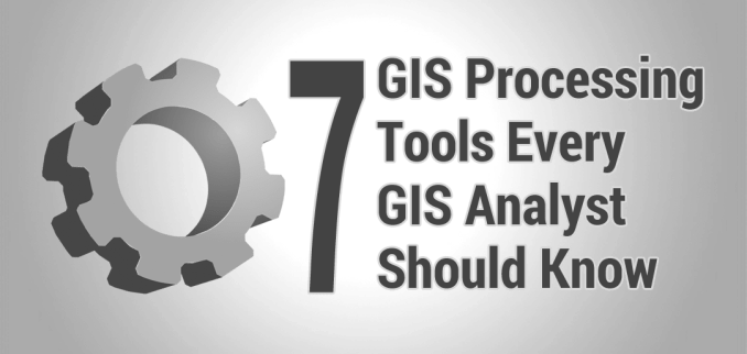 Geoprocessing and GIS Tools