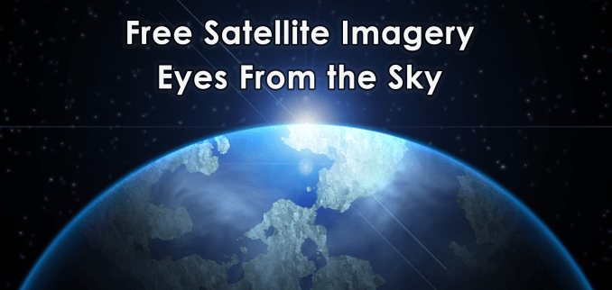 Free Satellite Imagery