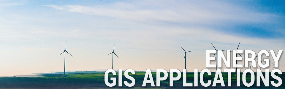 Energy GIS Applications