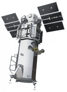 Worldview satellite