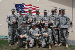 Operation Waypoint GPS Handheld Recipients