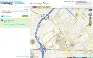 Open MapQuest