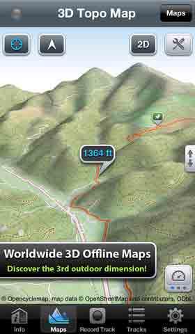 Maps3D