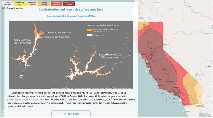 drought-GIS