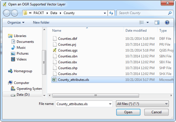 load-table-qgis