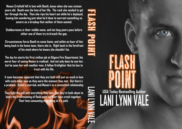 Flash Point 6X9