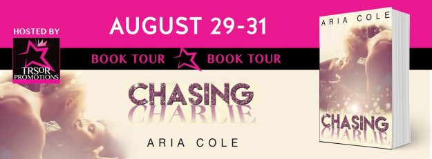 CHASING CHARLIE BOOK TOUR
