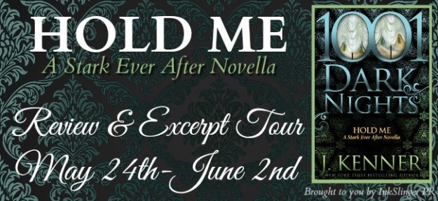 HOLD ME - Tour banner
