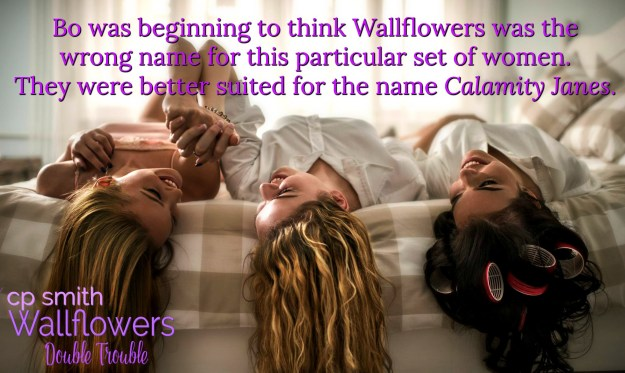 Wallflowers Double Trouble Teaser 2