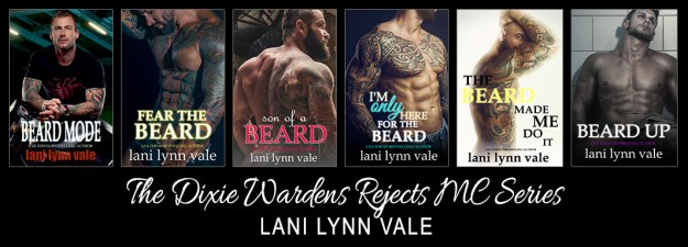 Dixie Warden Rejects MC Series_books 1-6
