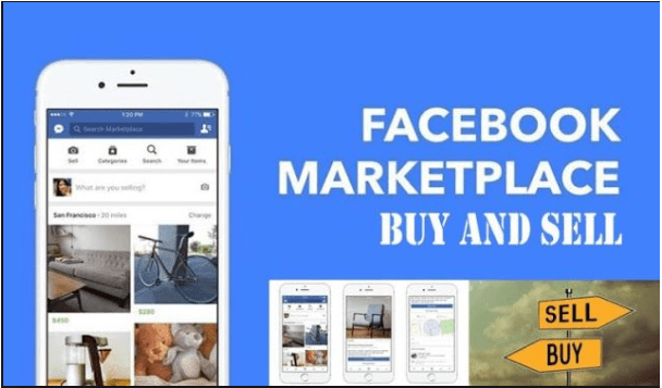 FACEBOOK MARKETPLACE – BUY AND SELL COMMUNITY