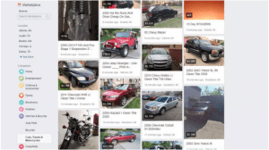 Facebook Introduces Marketplace For Cars - Facebook Marketplace Vehicles