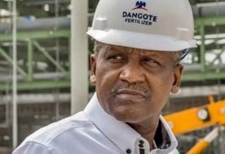 Dangote set to renovate parts of MKO Abiola Stadium