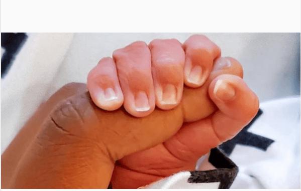 Actress Halima Abubakar Welcomes A Baby Boy