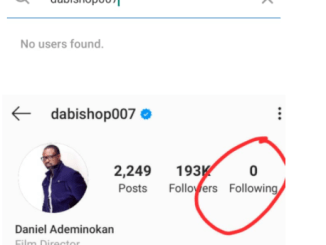 Stella Damasus and her 3rd husband unfollow each other on IG