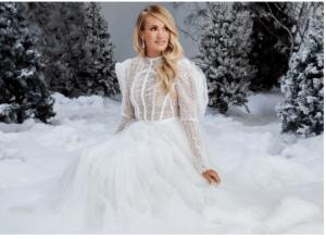 Carrie Underwood Announces First Gospel Album