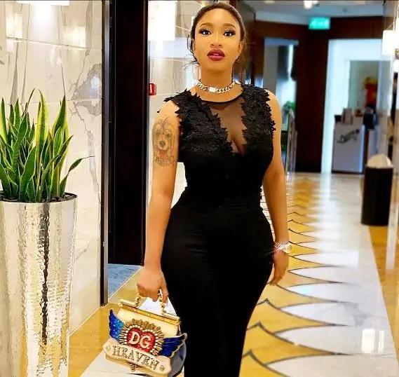 Tonto Dikeh Manager denies endorsing former husband 5