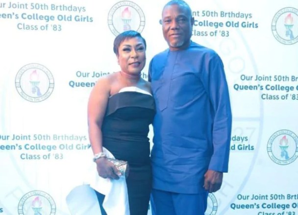 Burna Boy parents celebrate 30th Marriage anniversary 4