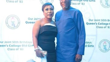 Burna Boy parents celebrate 30th Marriage anniversary 10