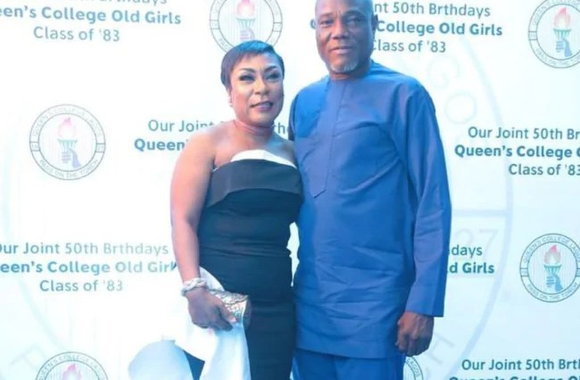 Burna Boy parents celebrate 30th Marriage anniversary 2