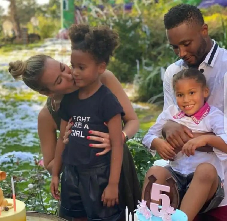 Mikel Obi babymama reveals why they are yet to marry 1