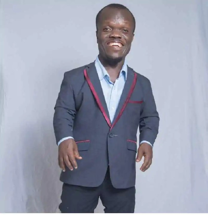 Comedian Small Stout Biography