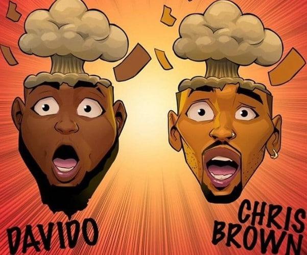 Davido Ft. Chris Brown ( Blow My Mind )