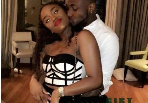 Daviod and Chioma get weird at Lagos Club amid breakup rumors || Watch the video