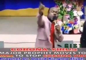 Prophet David Kingleo Elijah Said He Travel To China To Destroy Coronavirus