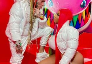 6ix9ine Ft. Nicki Minaj