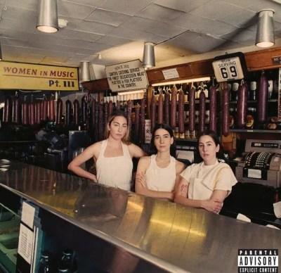 ALBUM: HAIM Women In Music Pt. III Zip Download