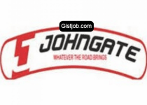 Johngate Industrial Company Limited Job Recruitment (3 Positions)