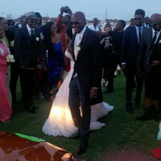 Mr. and Mrs. Idibia