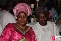 Wasiu Ayinde and Titi Masha's naming celebration