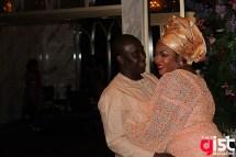 Wasiu Ayinde and Titi Marsha's naming celebration