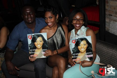 The Gist Magazine Release