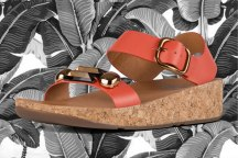 Jewely Sandal in Flame