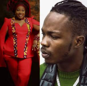 You're An Imbecile I Regret The Day I Hugged You Actress Ada Ameh Slams Naira Marley Over His Sexual Fantasy