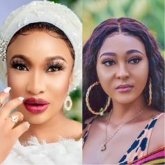 I Chop Your Own You Chop Another We Dey Recycle Ourselves Rosaline Meurer Responds After Tonto Dikeh Said Going Back To Your Ex Is Like Going Back To Your Vomit