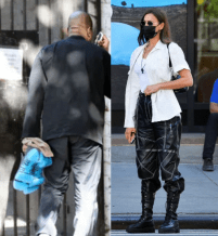 Kanye West Spotted For The First Time In Months Amid Rumours He's Dating Cristiano Ronaldo's Ex Irina Shayk