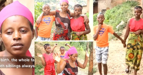 Lady Narrates How She Delivered Two Children For Her Blood Brother