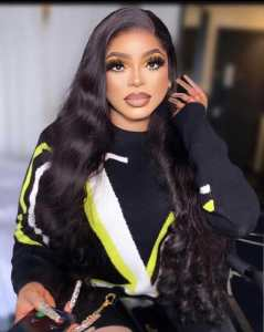 Make Sure Your Hair Worth 700000 Bone Straight 40 Inches Bobrisky List Items You Must Have Before Insulting Him