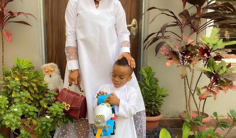 The Future Of My Child And His Children Are What I Live For Actress Tonto Dikeh