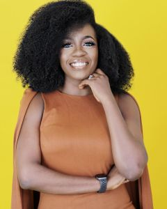 Shade Lapido A Media Personality Explains Why She Isn't A Runs Girl