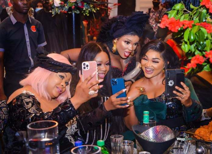 It's Eye Service, The Fight Is Not Settled Iyabo Ojo Trigger Reactions Over Ig Post With Mercy Aigbe