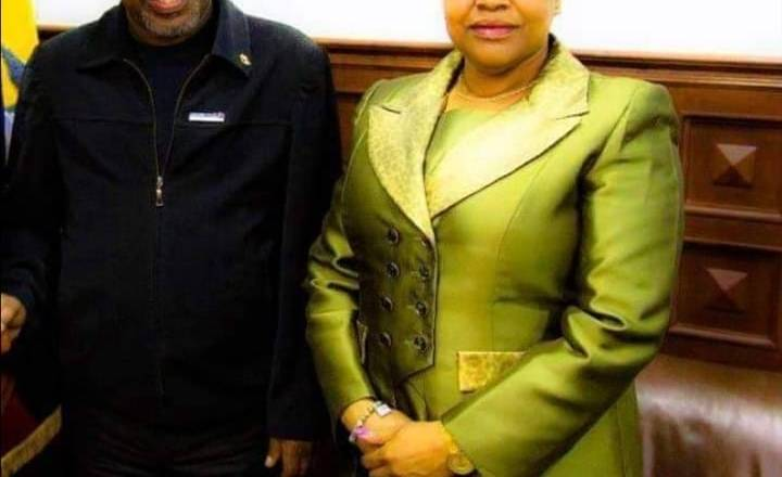 Only God Can Comfort Us T.B Joshua's Wife Evelyn Joshua Finally Breaks Silence