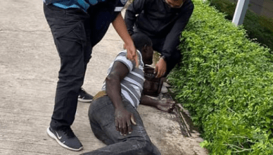 Nigerian Man Accused Of Romance Scam Jumps Out Of Third Floor Window To Evade Arrest In Thailand